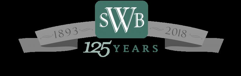 WSB 125 LOGO WHITE
