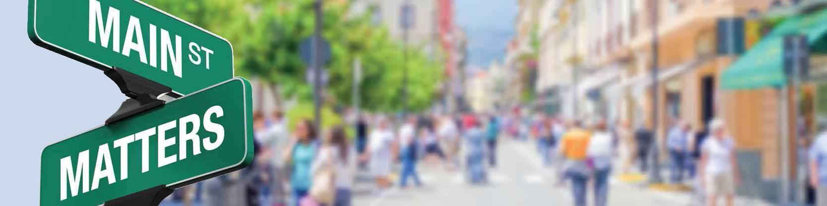 Main Street Matters Blog Banner