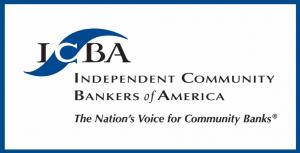 icba logo blue outline