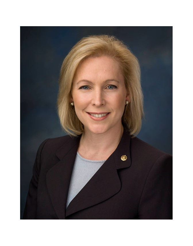 Gillibrand Bill Would Require Broader Data Collection
