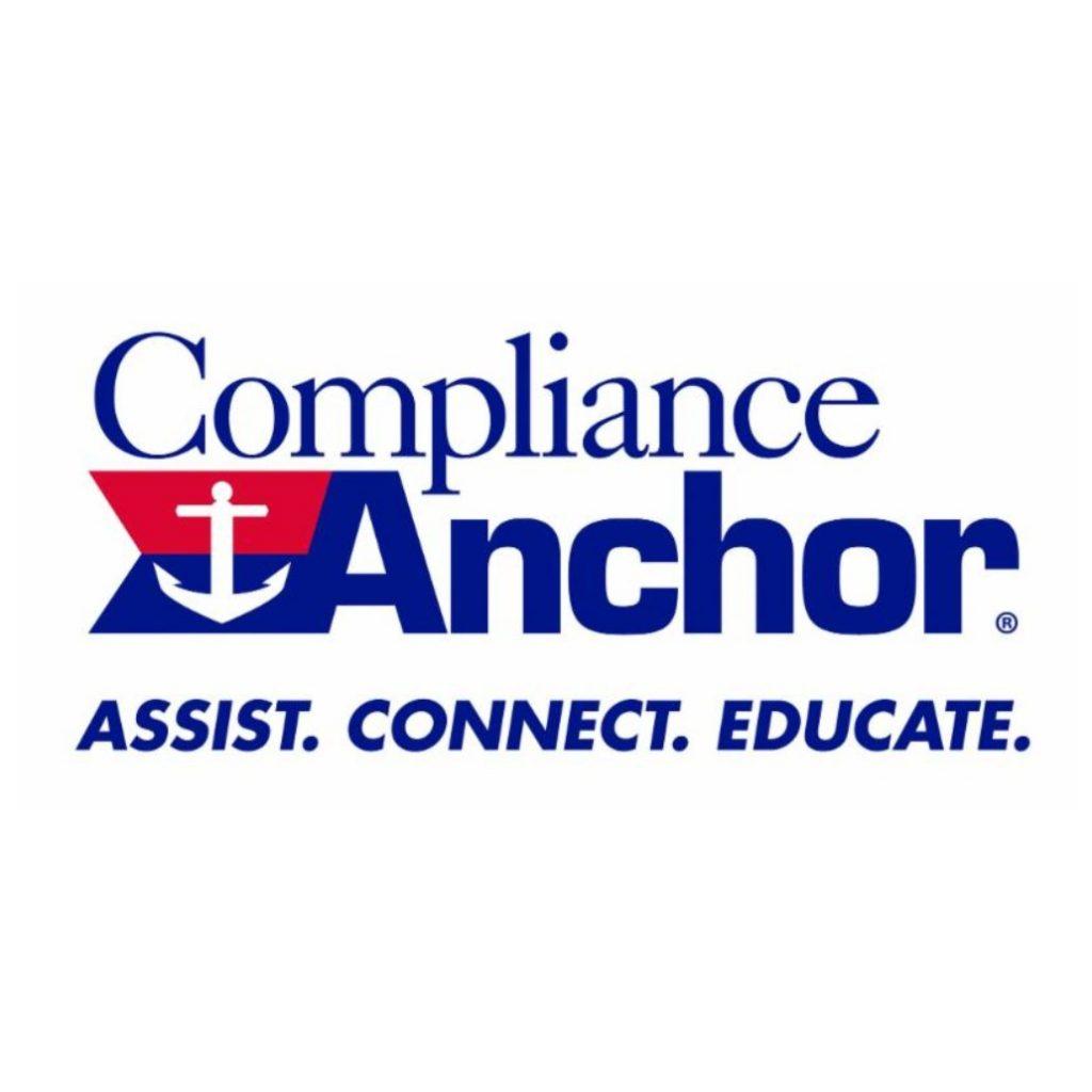 ComplianceAnchor Logo ConventionSponsor Reel