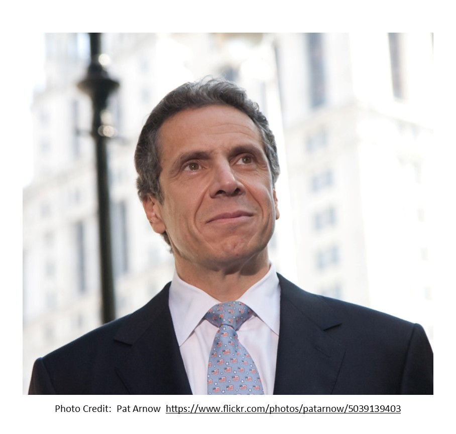 Cuomo Planning To Seek A Fourth Term