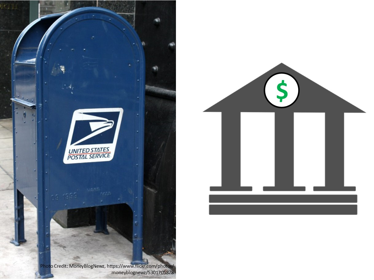 "Latest On ""Postal Banking"""