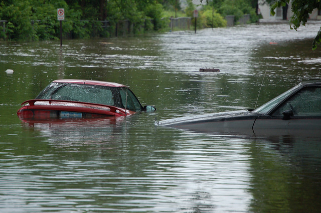 House Passes Flood Insurance Extension Through September