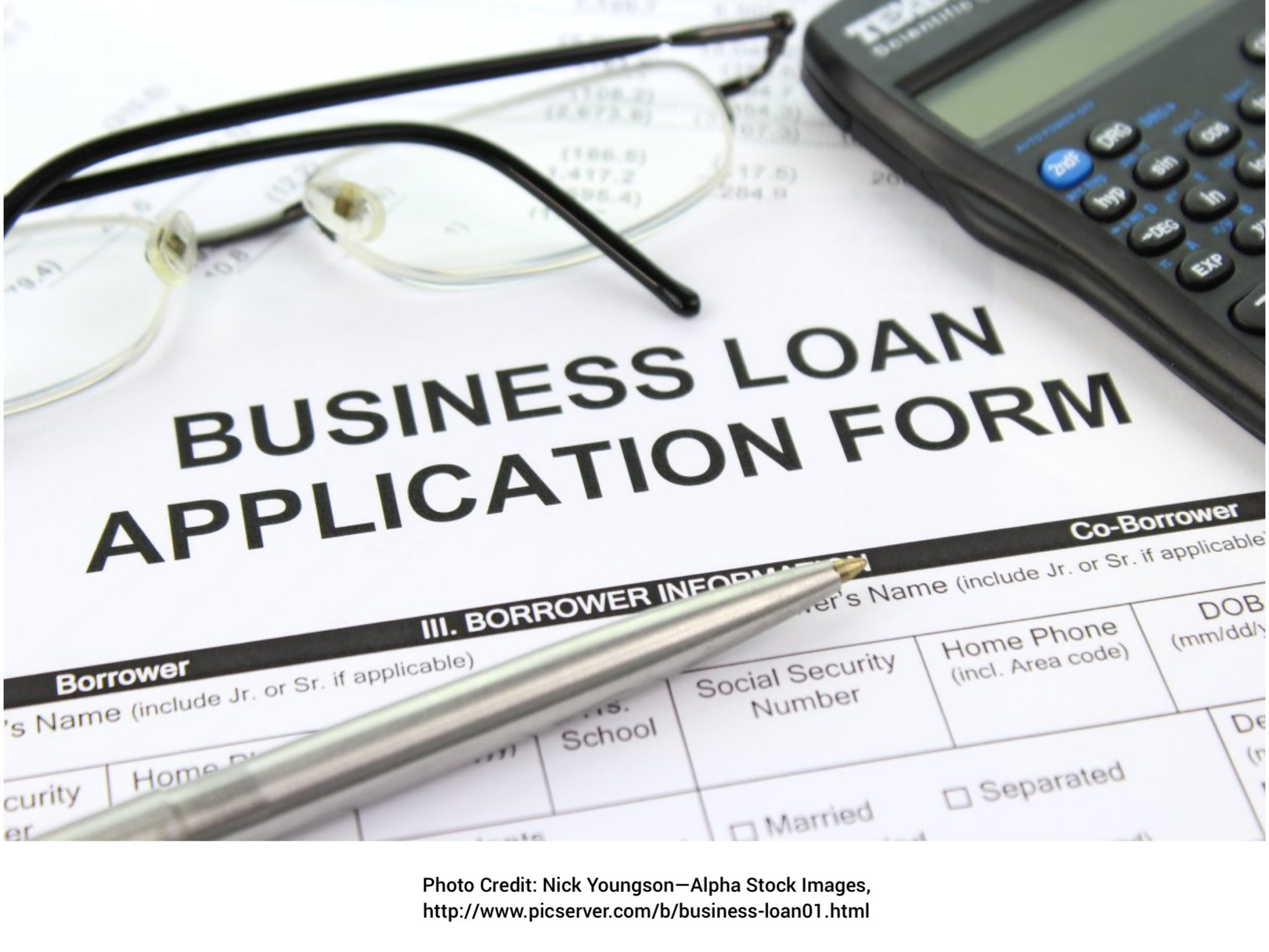 Small Business Lending Up