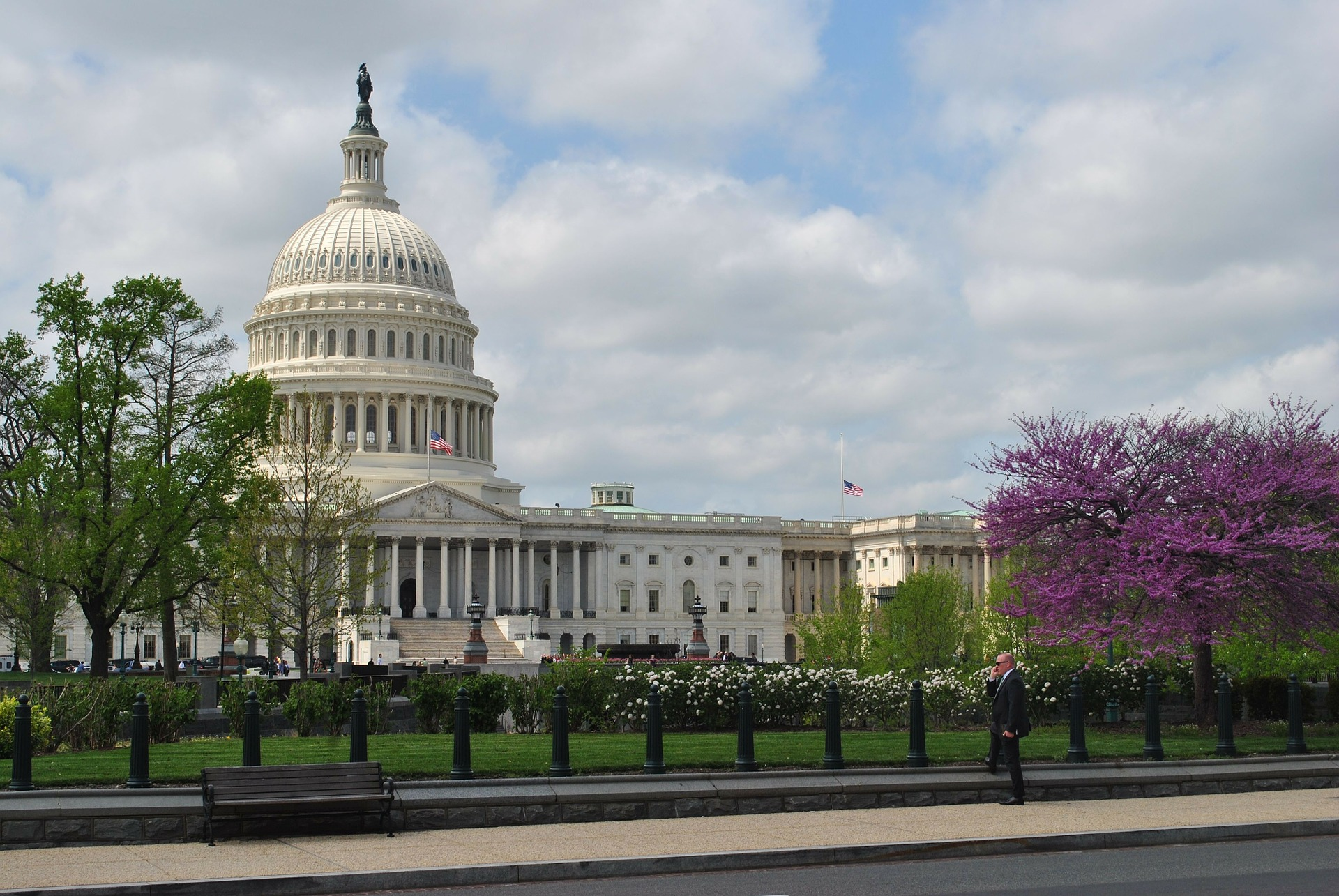 Washington Winding Down For August Recess